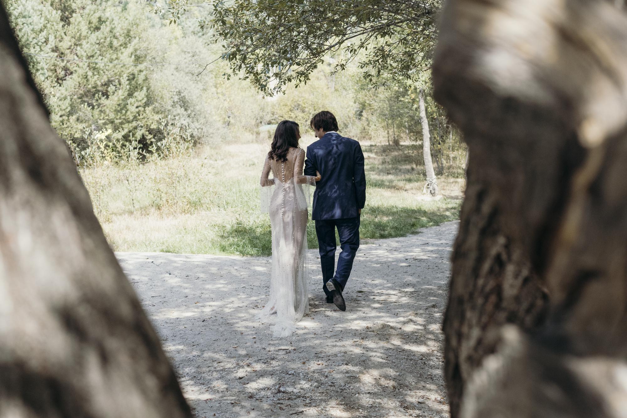 fotografía de boda Lucía de Haro