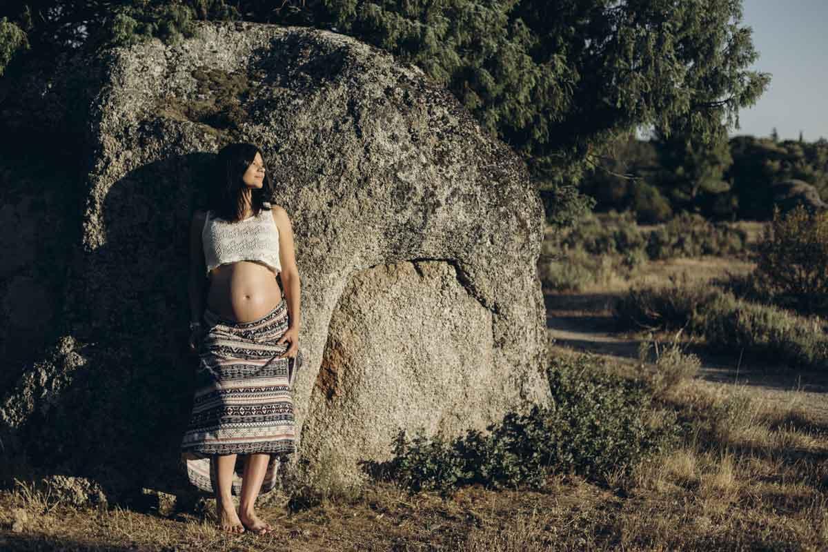 sesion fotos embarazada precio madrid